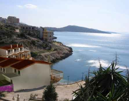 Image result for Waterfront in Saranda, Albania.